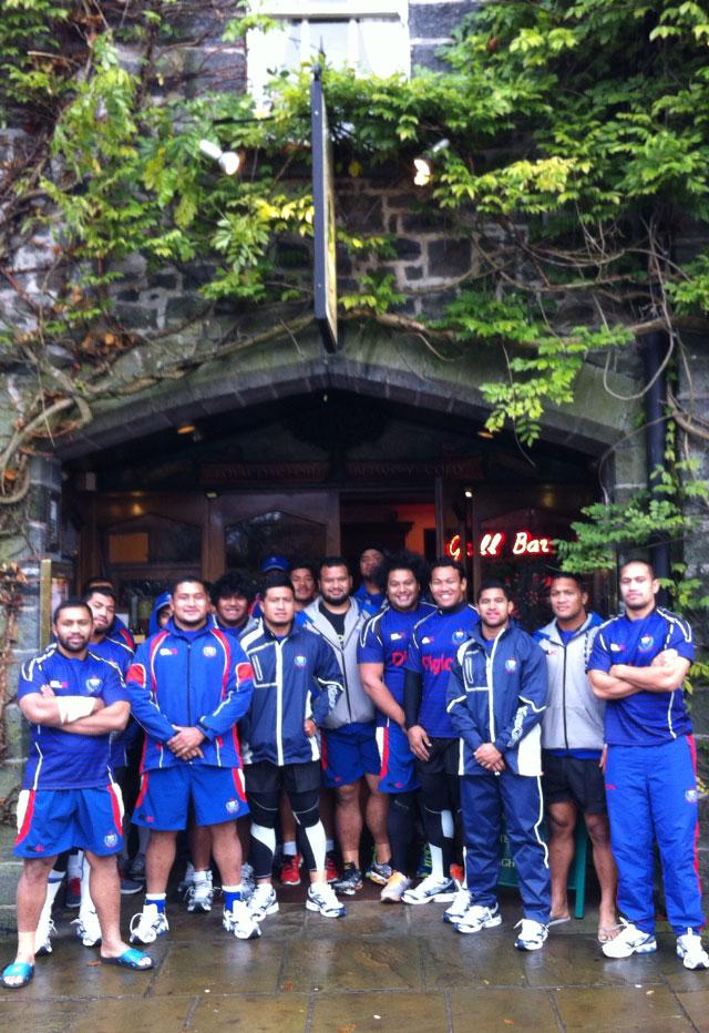Samoa at the Oak